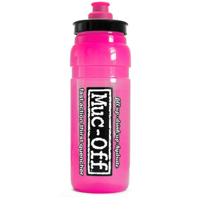 Muc-Off Elite Custom Fly Water Bottle 750ml pink